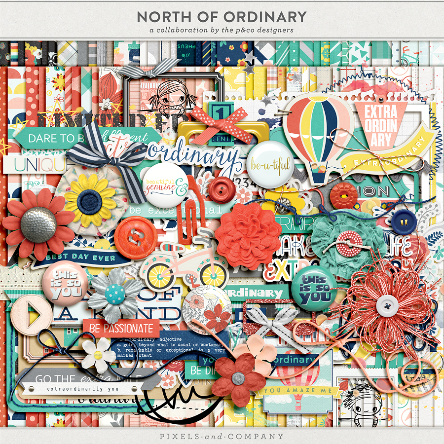 North of Ordinary - FREE KIT!