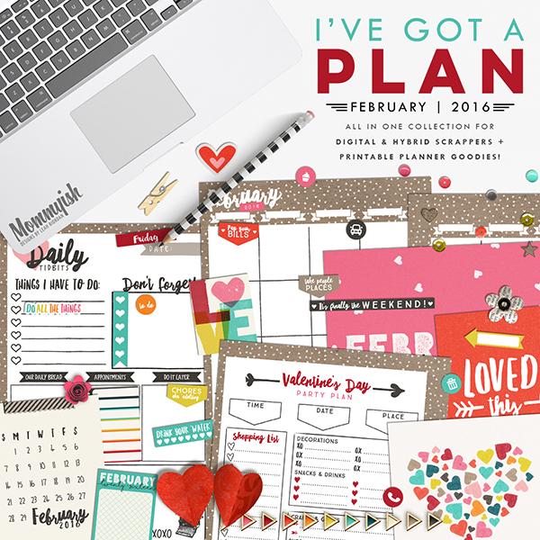 I've Got A Plan - February 2016